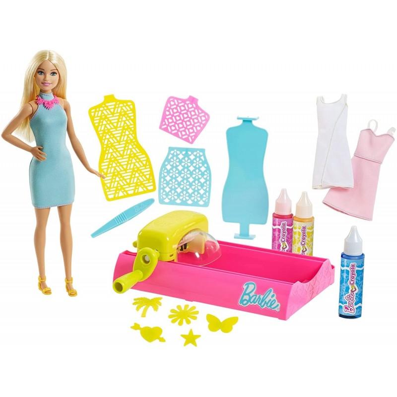 Barbie Color Magic Station (Multicolor)