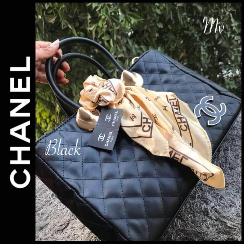 Chanel Handbag (Imported) - Black