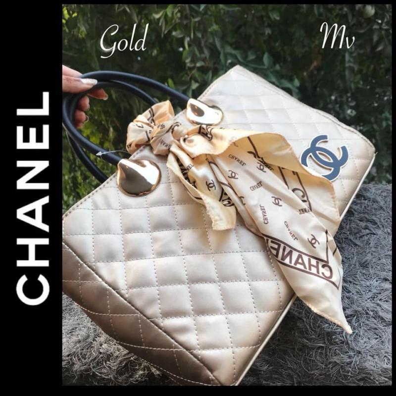Chanel Handbag (Imported) - Gold
