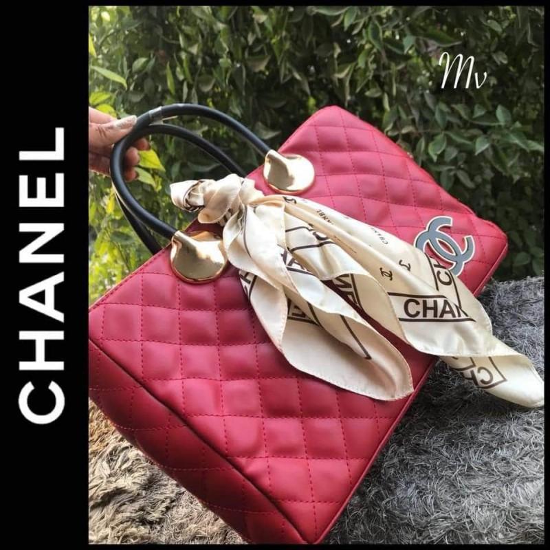Chanel Handbag (Imported) -  Red