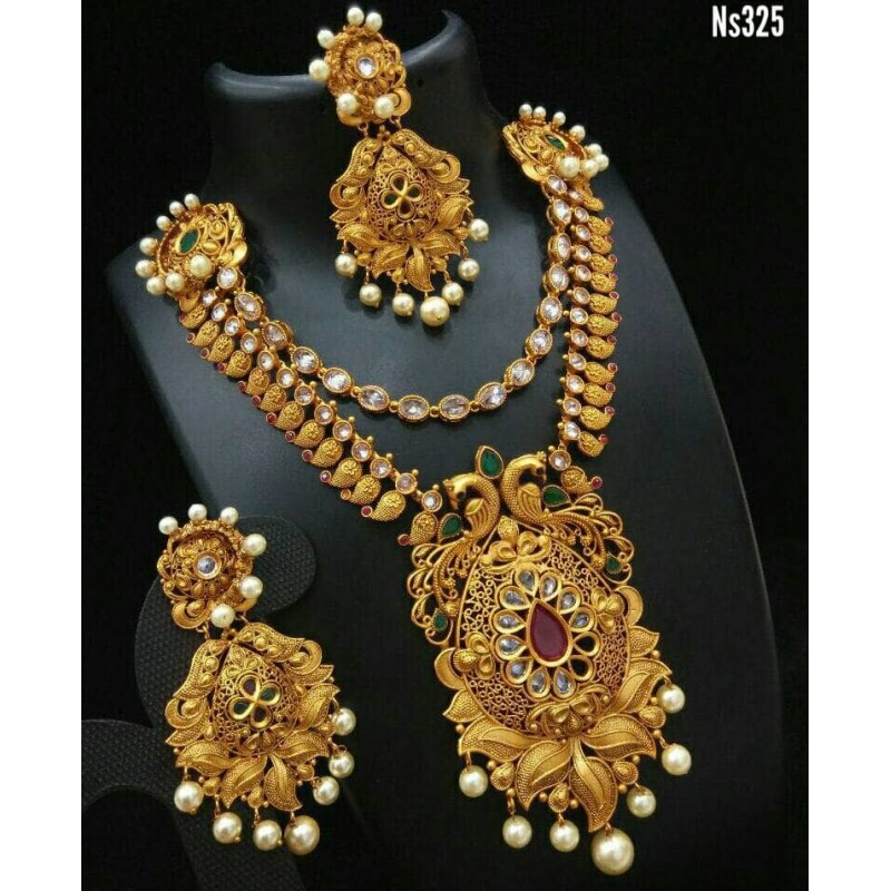 Antique Style Stepped Jewellery